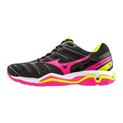 https://static.privatesportshop.com/1279997-4158583-thickbox/mizuno-wave-stealth-4-chaussures-hand-femme-black-pinkglo-yellow.jpg