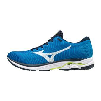 Chaussures de running homme WAVEKNIT R2 bblue/white/safetyyellow