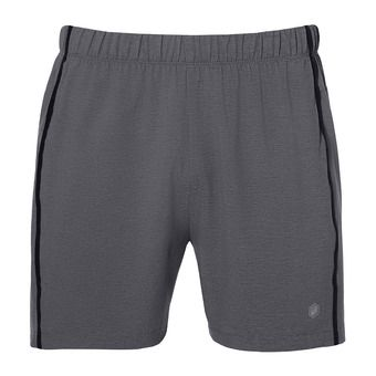 Asics COOL - Short Homme dark grey heather