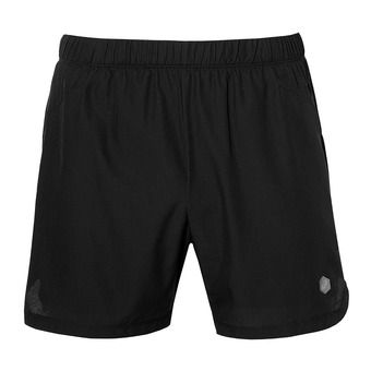 Short 2 en 1 homme COOL 5 INCH performance black