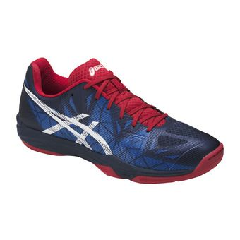 Chaussures handball homme GEL-FASTBALL 3 insigna blue/white/prime red