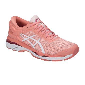 Asics GEL-KAYANO 24 - Scarpe da running Donna seashell pink/white/begonia pink