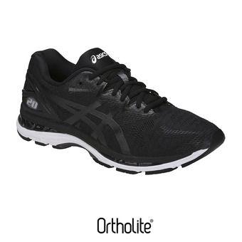 Asics GEL-NIMBUS 20 - Zapatillas de running hombre black/white/carbon