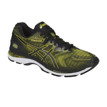 Chaussures running homme GEL-NIMBUS 20 sulphur spring/black/white