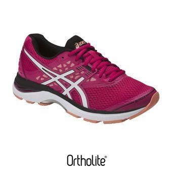 Zapatillas de running mujer GEL-PULSE 9 bright rose/white/black