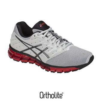 Zapatillas de running hombre GEL-QUANTUM 180 2 MX glacier grey/phantom/fiery red