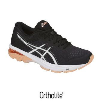 Zapatillas de running mujer GT-1000 6 black/canteloupe/carbon