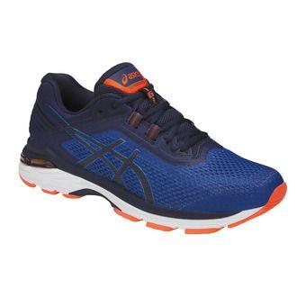 Chaussures running homme GT-2000 6 imperial/indigo blue/shocking orange