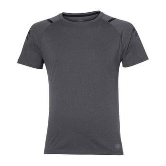 Asics ICON - Camiseta hombre dark grey heather