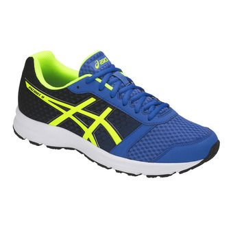 Zapatillas de running hombre PATRIOT 9 victoria blue/safety yellow/black