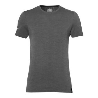 Maillot MC homme SEAMLESS dark grey heather