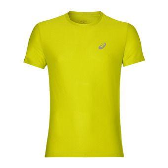 Asics ESSENTIALS - Camiseta hombre sulphur spring