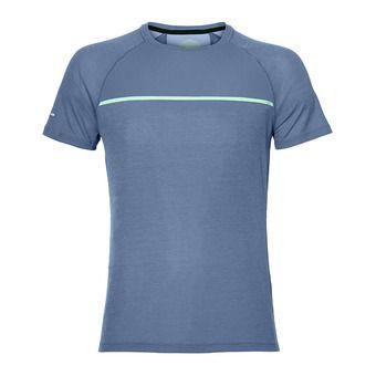 Asics TOP - Camiseta hombre dark blue