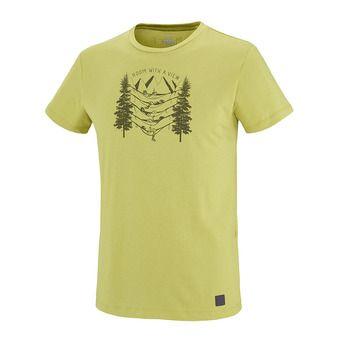Camiseta hombre BARRINHA green moss