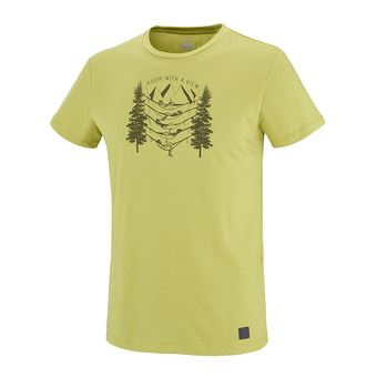 Tee-shirt MC homme BARRINHA green moss