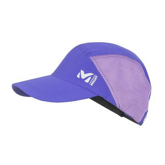 Casquette BREATH purple blue