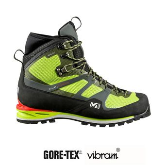 Millet ELEVATION GTX - Chaussures d'alpinisme Homme acid green