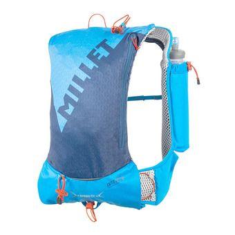 Sac à dos d'hydratation 5L INTENSE electric blue/poseidon + 2 flasques 500ml