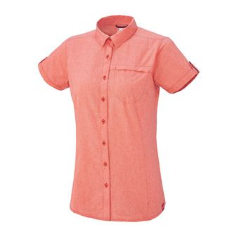 Millet ARPI - Shirt - Women's - heather hibiscus