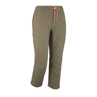 Pantalon 3/4 femme BABILONIA HEMP grape leaf