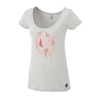 Millet GOLDEN - Tee-shirt Femme heather grey