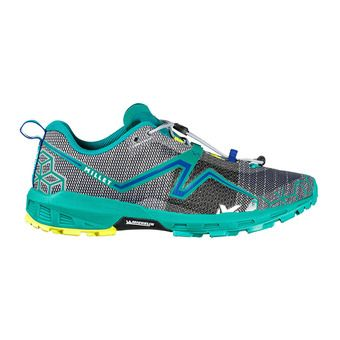 Millet LIGHT RUSH - Zapatillas de trail mujer dynasty green/butter cup