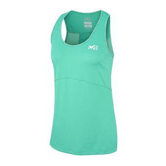 Camiseta de tirantes mujer LTK INTENSE dynasty green