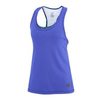 Camiseta de tirantes mujer UBATUBA purple blue