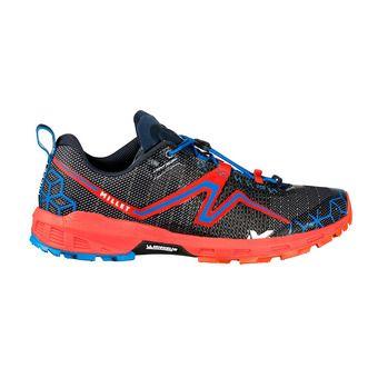 Zapatillas de trail hombre LIGHT RUSH orange/electric blue
