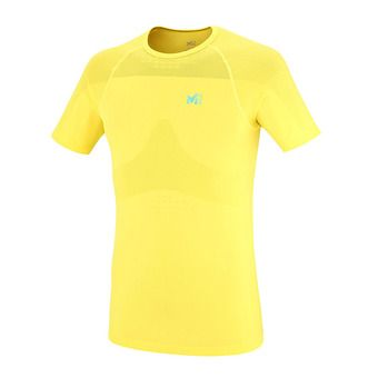 Millet SEAMLESS - Maillot Homme buttercup