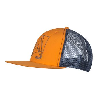 Gorra MILLET LOGO orange