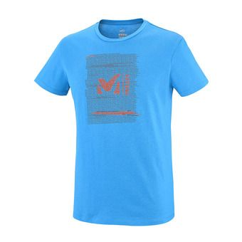 Tee-shirt MC homme RISE UP electric blue