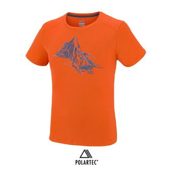 Camiseta hombre NEEDLES orange
