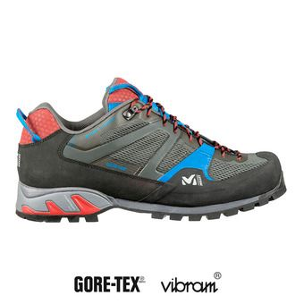 Zapatillas de senderismo TRIDENT GTX® grey/red