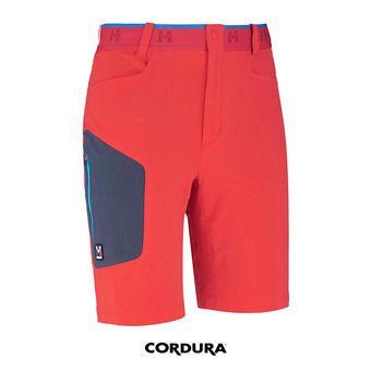 Short hombre TRILOGY CORDURA red/saphir