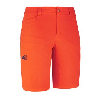 Millet WANAKA STRETCH - Short Homme orange