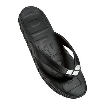 Arena WATERGRIP - Chanclas hombre black