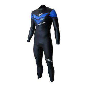 Combinaison triathlon homme NEPTUNE II black/blue