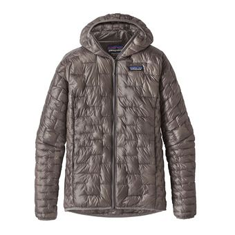 Patagonia MICRO PUFF - Anorak mujer feather grey