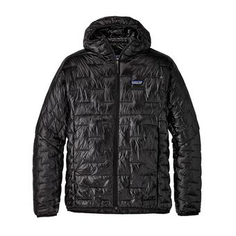 Patagonia MICRO PUFF - Down Jacket - Men's - black