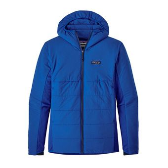 Doudoune à capuche homme NANO AIR LIGHT HYBRID viking blue