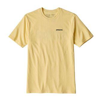 Tee-shirt MC homme P-6 LOGO RESP crest yellow
