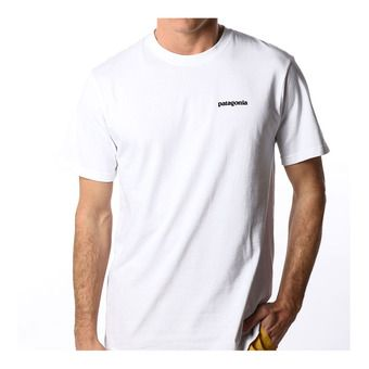 Tee-shirt MC homme P-6 LOGO RESP white