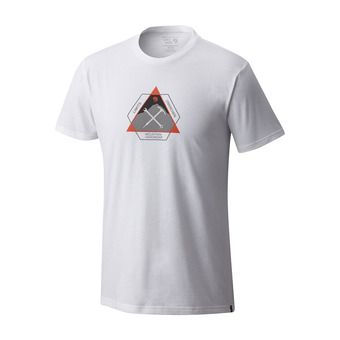 Tee-shirt MC homme ROUTE SETTER™ white