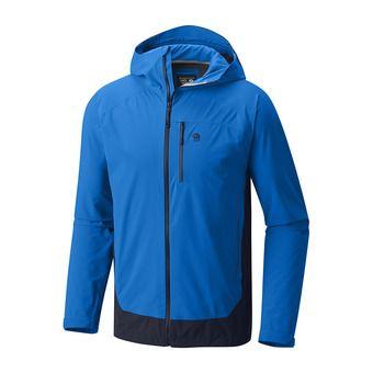 Mountain Hardwear STRETCH OZONIC - Chaqueta hombre altitude blue