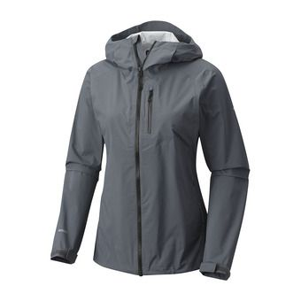Mountain Hardwear THUNDER SHADOW - Chaqueta mujer graphite
