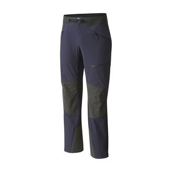 Mountain Hardwear TOUREN - Pantalon Homme dark zinc