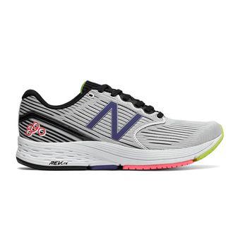 Chaussures running femme 890 V6 white/black