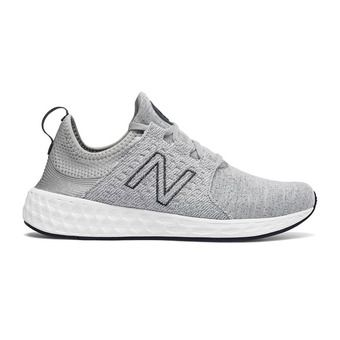 Chaussures running femme CRUZ light grey