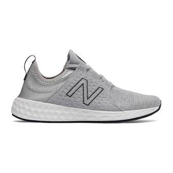 Zapatillas de running hombre CRUZ light grey